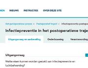 Ontwikkeling van medisch-specialistische richtiljnen en de Richtlijnendatabase